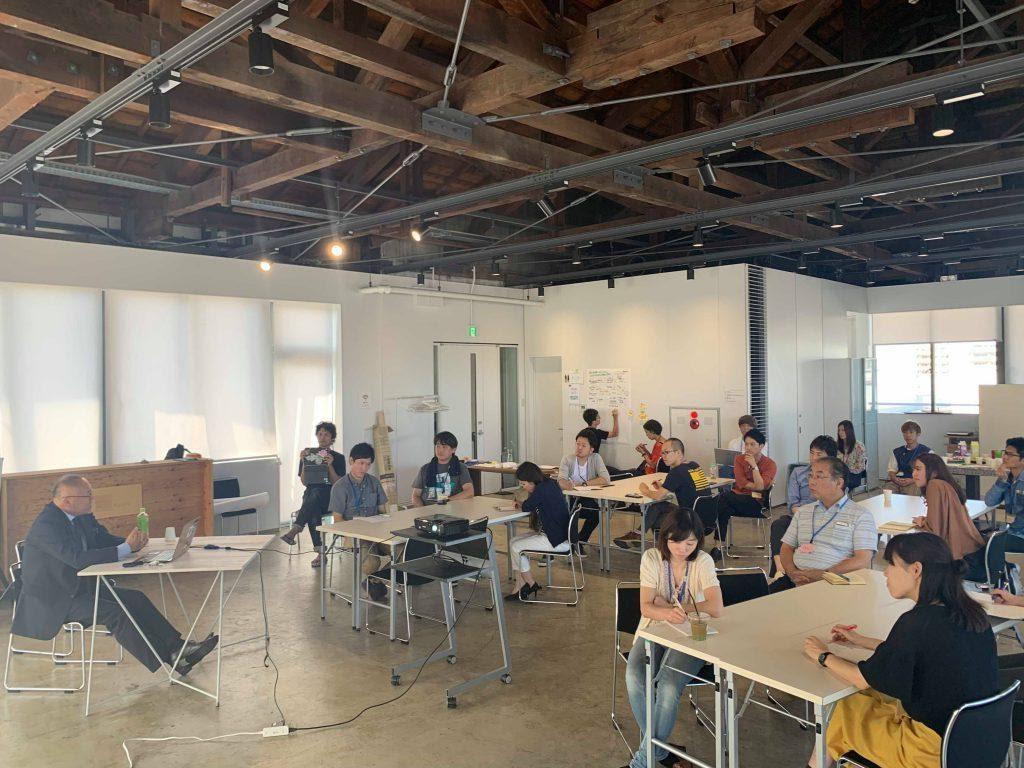 【過去のプログラム】GLOCAL SHIFT CAMP Day3「個人の力が100%発揮されている組織になるために何が必要か」